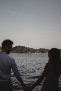 Domiziana & Francesco, Lago d'Orta, 2017